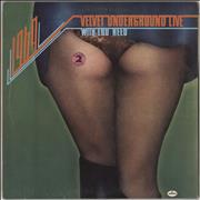 Click here for more info about 'Velvet Underground - 1969 Velvet Underground Live With Lou Reed - EX'