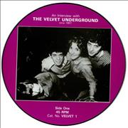 Click here for more info about 'Velvet Underground - An Interview With The Velvet Underground'