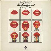 Click here for more info about 'Velvet Underground - Andy Warhol's Velvet Underground Featuring Nico - VG'