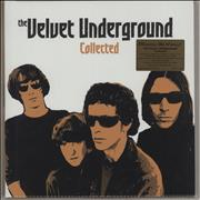 Click here for more info about 'Velvet Underground - Collected - Yellow Vinyl + Numbered Sleeve - Sealed'