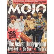 Click here for more info about 'Velvet Underground - Mojo'