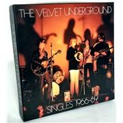 "Velvet Underground Singles 1966-69 - coloured vinyl USA 7"" box set"
