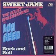 """Velvet Underground Sweet Jane - RSD12 UK 7"""" vinyl"""