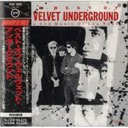 Click here for more info about 'Velvet Underground - The Best Of The Velvet Underground'