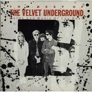 Click here for more info about 'Velvet Underground - The Best Of Velvet Underground'