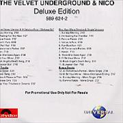 Click here for more info about 'Velvet Underground - The Velvet Underground & Nico'