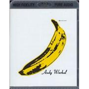 Velvet Underground The Velvet Underground & Nico UK Blu Ray Audio