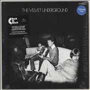 Click here for more info about 'Velvet Underground - The Velvet Underground - 180gm Blue Vinyl - Sealed'