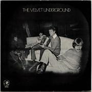 Velvet Underground The Velvet Underground - Yin-Yang Label - EX UK vinyl LP