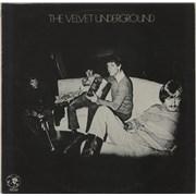 Click here for more info about 'Velvet Underground - The Velvet Underground - red label'
