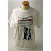 Click here for more info about 'Velvet Underground - The Velvet Underground T-Shirt - Small'