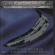 Click here for more info about 'Velvet Redux Live MCMXCIII - Sealed'