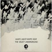 Velvet Underground White Light/White Heat - 80s UK vinyl LP