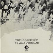 Click here for more info about 'Velvet Underground - White Light/White Heat - EX'