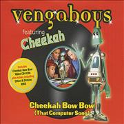 Click here for more info about 'Vengaboys - Cheekah Bow Bow'