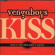 Click here for more info about 'Vengaboys - Kiss (When The Sun Don't Shine)'