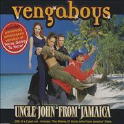 Click here for more info about 'Vengaboys - Uncle John From Jamaica - CD2'