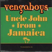 Click here for more info about 'Vengaboys - Uncle John From Jamaica'