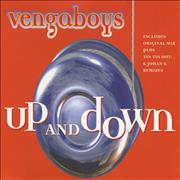 Click here for more info about 'Vengaboys - Up And Down'