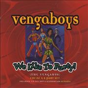 Click here for more info about 'Vengaboys - We Like To Party'