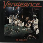 Click here for more info about 'Vengeance - Take It Or Leave It'