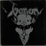 Click here for more info about 'Venom - Black Metal - VG/EX - Embossed sleeve + Poster & Insert'