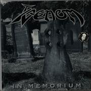 Venom In Memorium UK 2-LP vinyl set