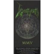 Venom MMV UK cd album box set