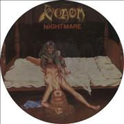"Venom Nightmare UK 12"" picture disc"