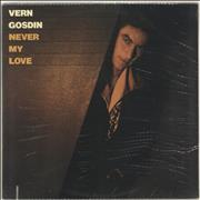 Click here for more info about 'Vern Gosdin - Never My Love'