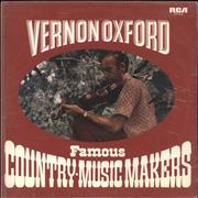 Click here for more info about 'Vernon Oxford - Famous Country-Music Makers'