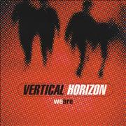 Click here for more info about 'Vertical Horizon - We Are'
