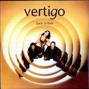 Click here for more info about 'Vertigo - Back To Love'