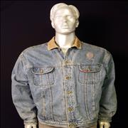 Click here for more info about 'Vertigo Label - Storm Rider Denim Jacket - Large'