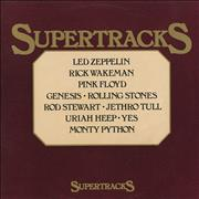 Vertigo Label Supertracks UK vinyl LP