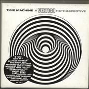Vertigo Label Time Machine: A Vertigo Restrospective UK 3-CD set