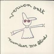 Click here for more info about 'Veruca Salt - Number One Blind - Green vinyl'