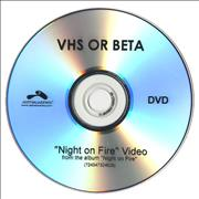 Click here for more info about 'Vhs Or Beta (Band) - Night On Fire'