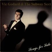 Click here for more info about 'Vic Godard - Songs For Sale'