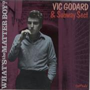 Click here for more info about 'Vic Godard - What's The Matter Boy?'