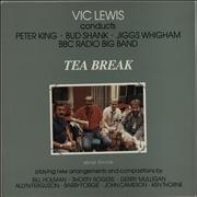 Click here for more info about 'Vic Lewis - Tea Break - Test Pressing'