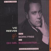 Click here for more info about 'Vic Reeves - Born Free'