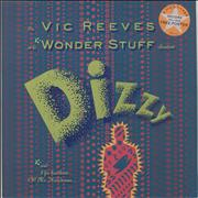 Click here for more info about 'Vic Reeves - Dizzy + Poster'