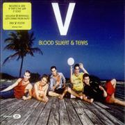 Click here for more info about 'Vice versa* - Blood Sweat & Tears'