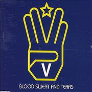Click here for more info about 'Vice versa* - Blood Sweat And Tears'