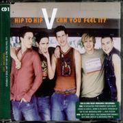 Click here for more info about 'Vice versa* - Hip To Hip / Can You Feel It?'
