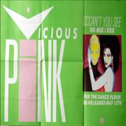 Click here for more info about 'Vicious Pink - Cccan't You See Re-Mixxxed'