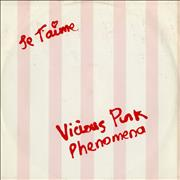 Click here for more info about 'Vicious Pink - Je T'Aime (Moi Non Plus)'