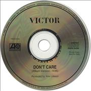Click here for more info about 'Victor - Don't Care'
