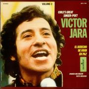 Click here for more info about 'Victor Jara - El Derecho De Vivir En Paz - Volume 2'
